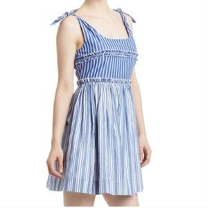 Romeo and Juliette Couture Striped Dress